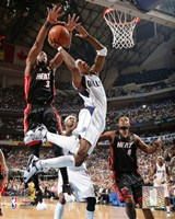 Jason Terry - 2006 Finals / Game 2 Action (#12) Fine-Art Print
