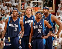 Mavericks Group - 2006 Finals / Game 4 (#26) Fine-Art Print