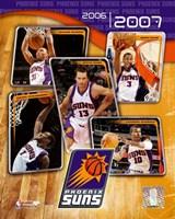 '06 / '07 - Suns Team Composite Fine-Art Print