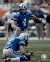 Jason Hanson - '06 / '07 Action Fine-Art Print