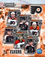 '06 / '07 -  Flyers Team Composite Fine-Art Print