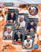 '06 / '07- Islanders Team Composite Fine-Art Print