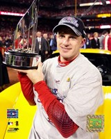 David Eckstein -  2006 World Series MVP (#16) Fine-Art Print