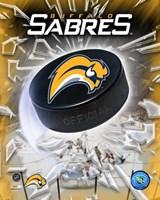 '06 / '07 - Sabres Team Logo Fine-Art Print