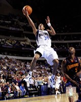 Devin Harris - '06 / '07 Action Fine-Art Print