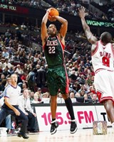 Michael Redd - '06 / '07 Action Fine-Art Print