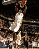 Jermaine O'Neal - '06 / '07 Action Fine-Art Print