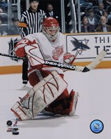 Chris Osgood - '06 / '07 Away Action Fine-Art Print