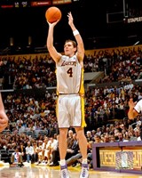 Luke Walton - '06 / '07 Action Fine-Art Print