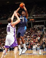 Josh Howard - '06 / '07 Action Fine-Art Print