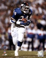Ottis Anderson - Super Bowl XXV / Action Fine-Art Print