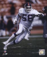 Lawrence Taylor - 1993 Action Fine-Art Print