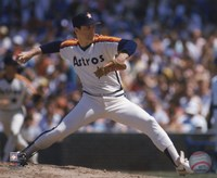 Nolan Ryan - 1988 Action Fine-Art Print