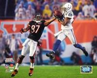 Kelvin Hayden Super Bowl XLI Action (#18) Fine-Art Print