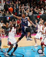 Dwyane Wade - '07 All Star Game / Action Fine-Art Print