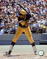 Willie Stargell - Batting Action Fine-Art Print