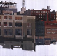 Lower Manhattan IV Fine-Art Print