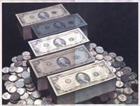 Money Fine-Art Print