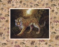 Safari - Tiger Fine-Art Print