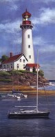 Lighthouse Shoals I Fine-Art Print