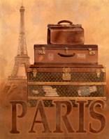 Travel - Paris Fine-Art Print