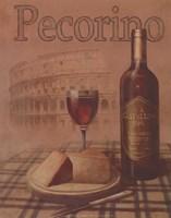 Pecorino - Roma Fine-Art Print