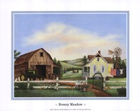 Breezy Meadows Fine-Art Print