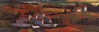 Tuscan Sunrise Fine-Art Print