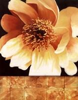 Magnolia Gold Tile I Fine-Art Print