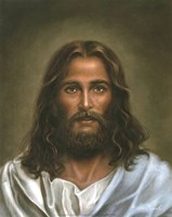 Head Of Christ Fine-Art Print