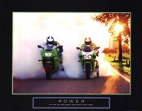 Power - Motorcycles Fine-Art Print