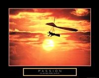 Passion - Hang Glider Fine-Art Print