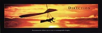 Direction - Hang Glider Fine-Art Print