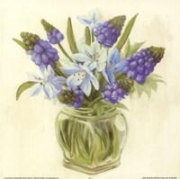 Purple Flowers Fine-Art Print