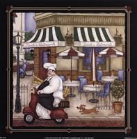 Dante's Ristorante Fine-Art Print