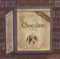 Chocolate Tea Fine-Art Print