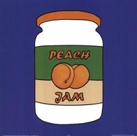 Peach Jam Fine-Art Print