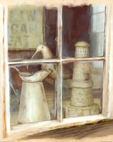 Window With Pitcher Fine-Art Print