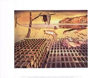 The Disintegration of the Persistence of Memory, c.1954 Fine-Art Print