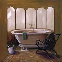 Corromandel Bath I Fine-Art Print