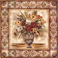 Floral Tapestry II Fine-Art Print