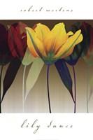 Lily Dance Fine-Art Print