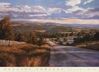 Lavender Road Fine-Art Print