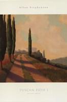 Tuscan Path I Fine-Art Print