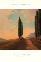 Tuscan Path II Fine-Art Print