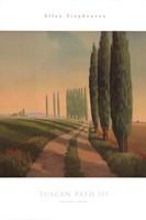 Tuscan Path III Fine-Art Print