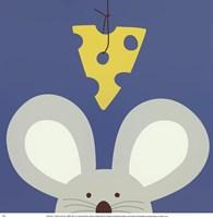 Peek-A-Boo V Mouse Fine-Art Print