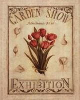Garden Show II Fine-Art Print