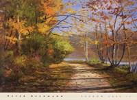 Shadow Lake II Fine-Art Print