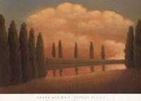 Cypress Hills I Fine-Art Print